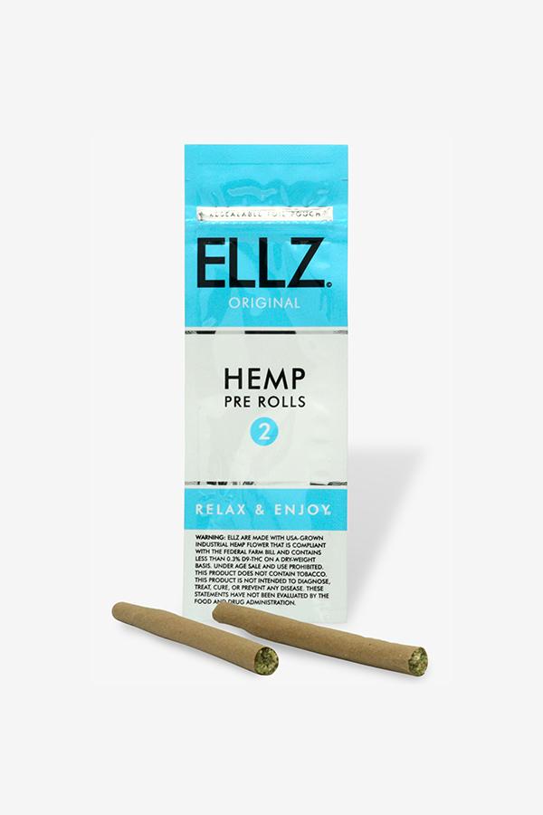 Original hemp pre rolls ellz